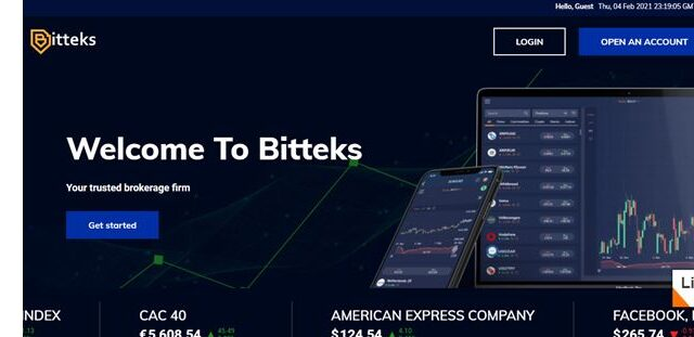 Bitteks Review 2021: Is this broker a scam or is it legit?